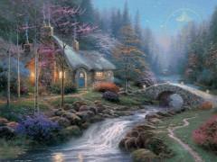 Twilight Cottage
