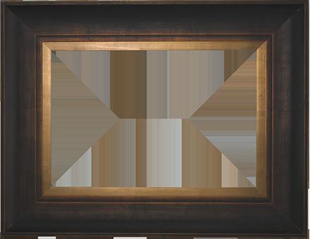 Estate Bronze Frame