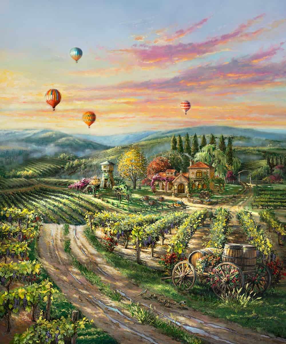 Peaceful Valley Vineyard