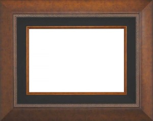Aurora Copper Frame