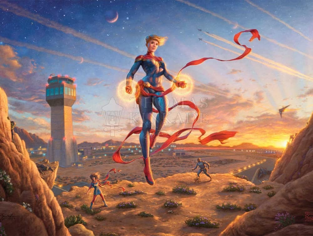 Captain Marvel - Dawn of a New Day