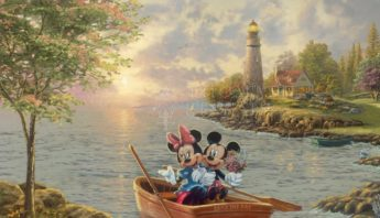 Mickey & Minnie Lighthouse Cove