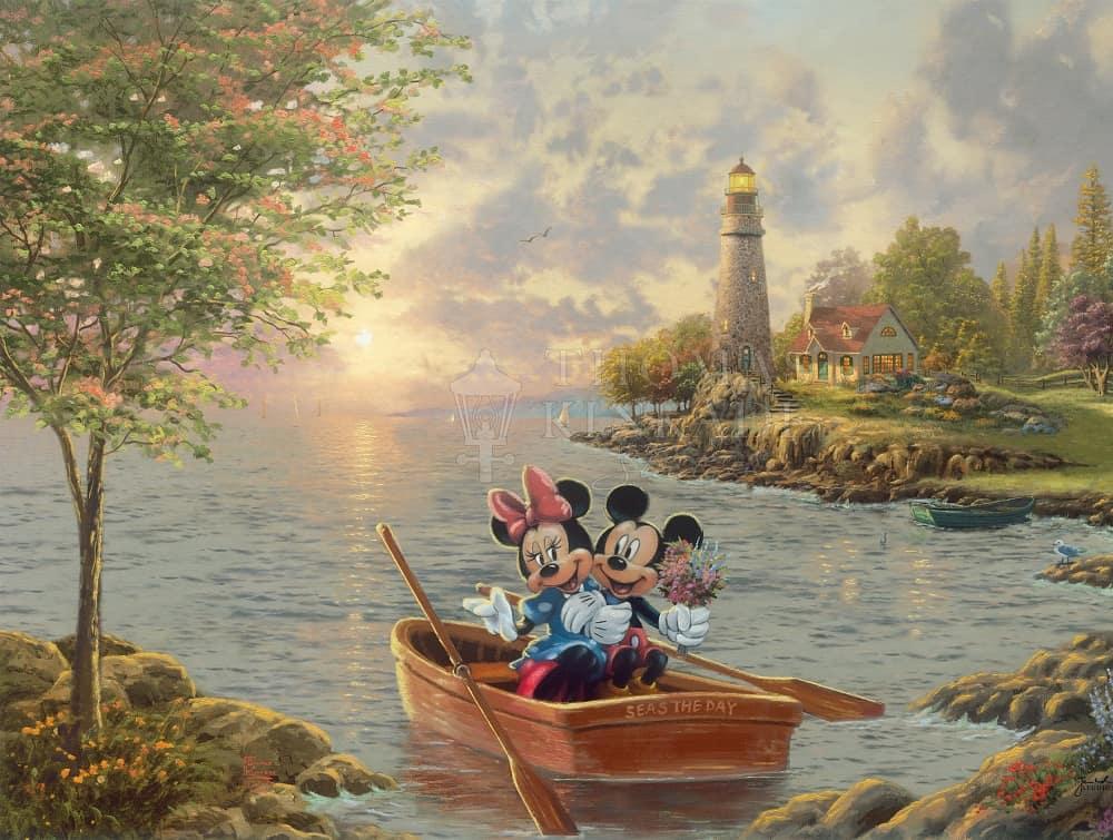 Mickey & Minnie Lighthouse Cove