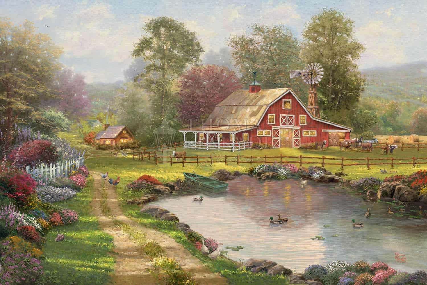Red Barn Retreat