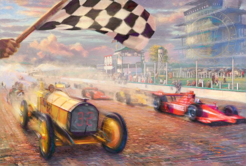 A Century of Racing!