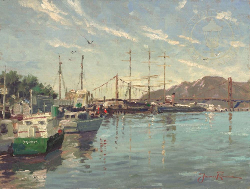 Fisherman's Wharf, Marina