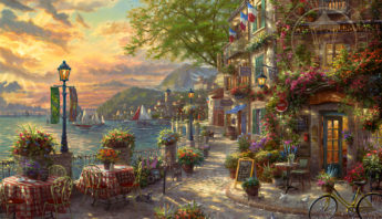 French Riviera Café