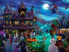 A Ghoulish Gathering