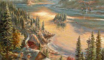 Lakeside Splendor