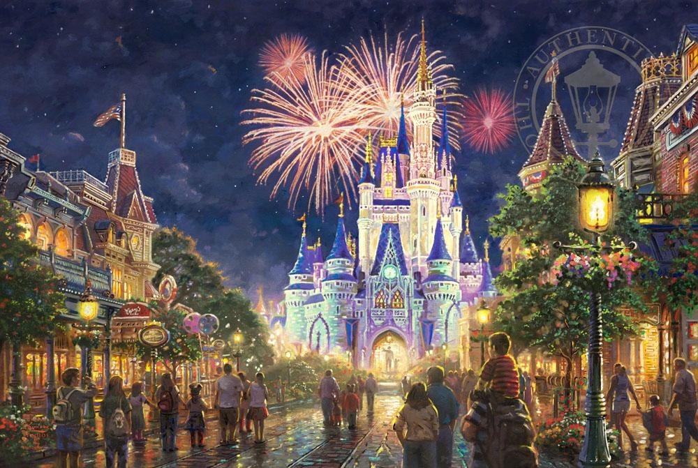 Main Street, U.S.A.® Walt Disney World® Resort