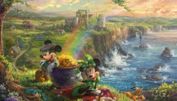 Mickey & Minnie In Ireland