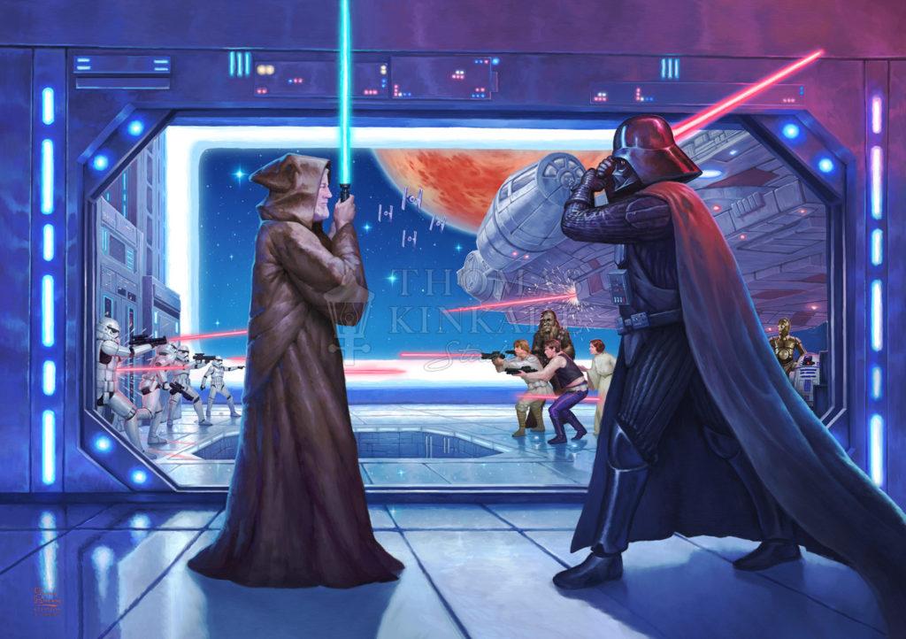 Obi-Wan's™ Final Battle