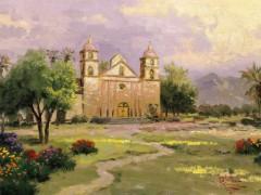 The Old Mission, Santa Barbara