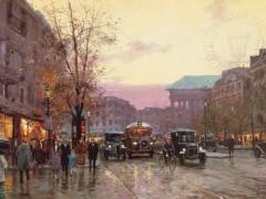 Paris Twilight