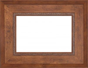 Rustic Andalucian Frame