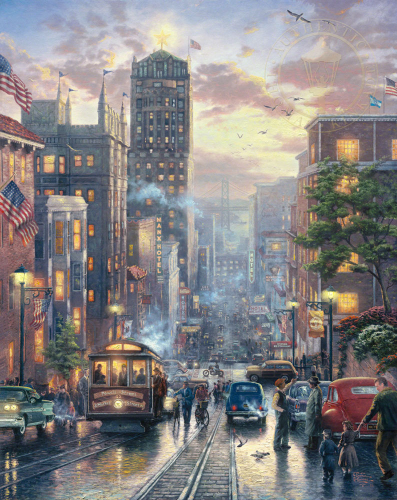 San Francisco, Powell Street