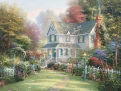 Victorian Garden II
