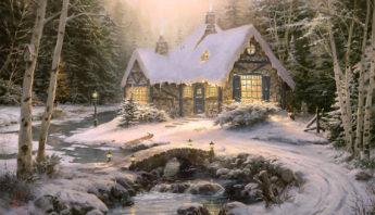 Winter Light Cottage